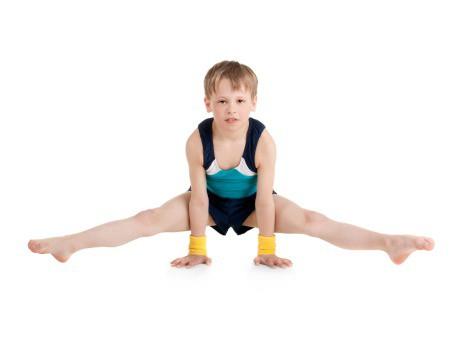гимнастика для детей в Киеве